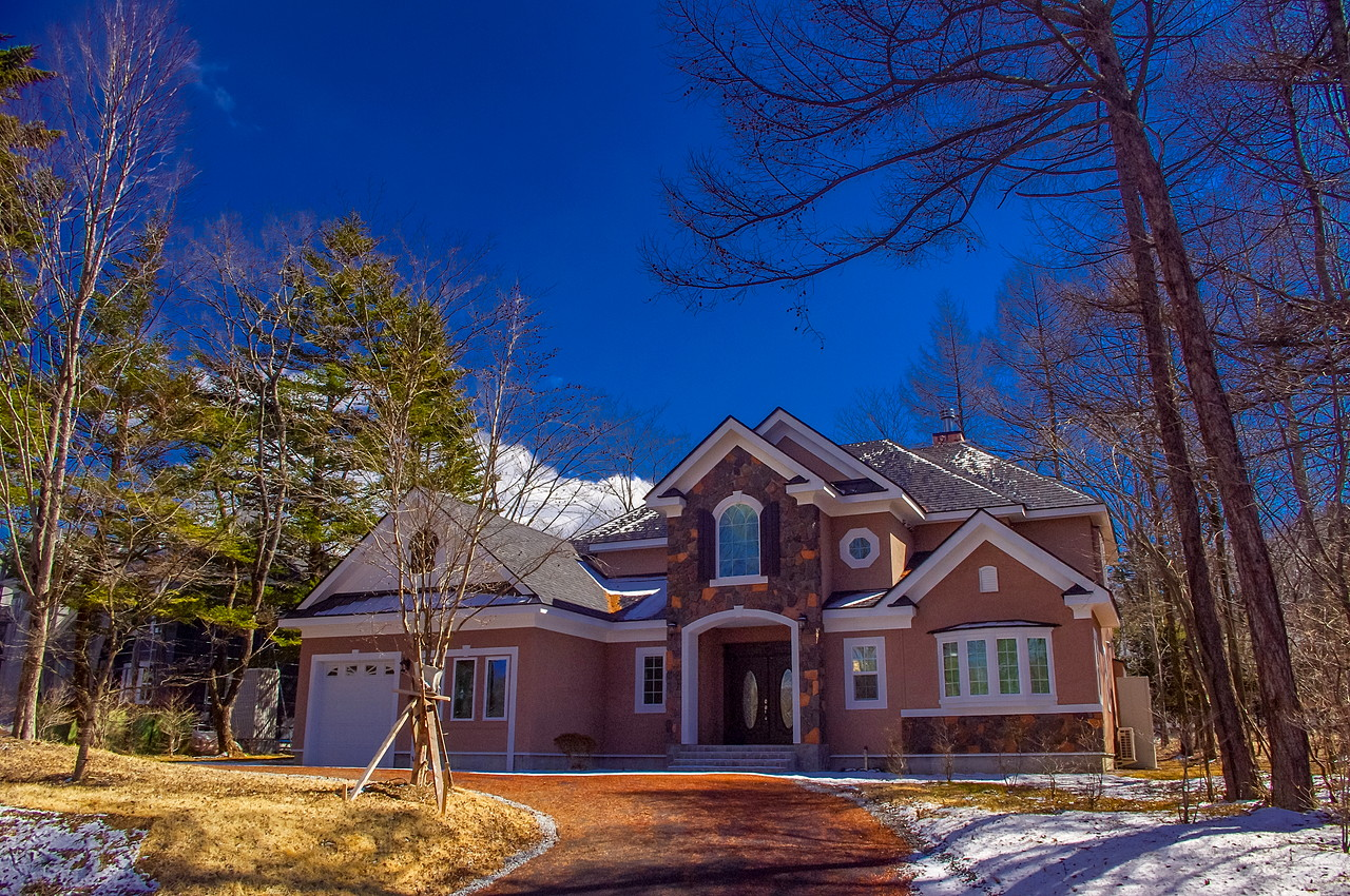 155,250,000 yen, HOUSE FOR SALE, luxury American Style House