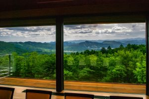 Dining Room with great view