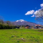 34.8 million yen, LAND FOR SALE, peaceful land with a view of Mt.Asama.
